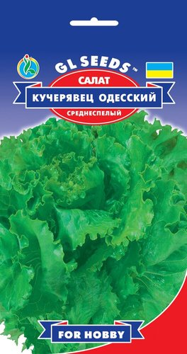 Семена Салата Кучерявец одесский (2г), For Hobby, TM GL Seeds